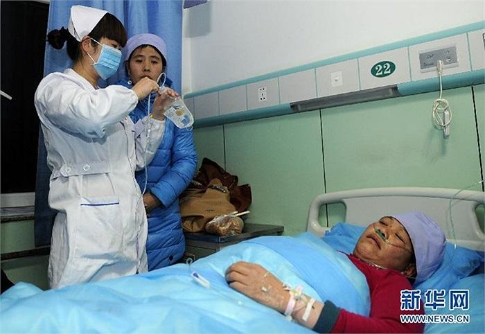 10 người bị thương đang nằm điều trị trong bệnh viện
