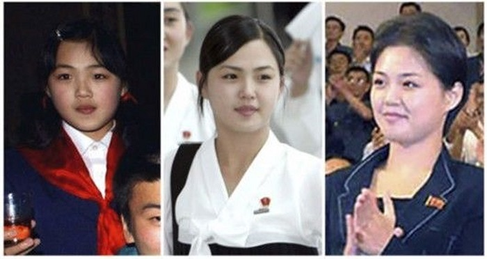 Cận cảnh nhan sắc đệ nhất phu nhân Ri Son-ju