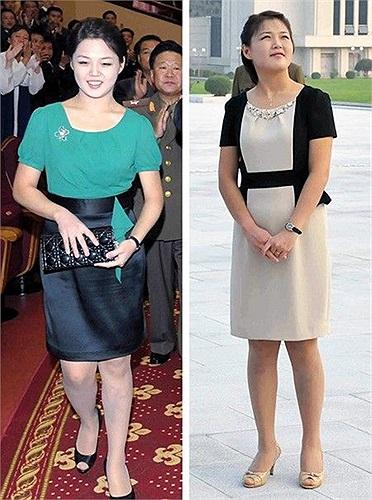 Phong cách thời trang giản dị của đệ nhất phu nhân Ri Son-ju
