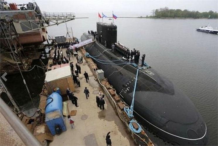 Theo đánh giá của các chuyên gia quân sự, mỗi chiếc tàu ngầm Kilo 636MV của Việt Nam có sức chiến đấu tương đương với một lữ đoàn tàu mặt nước nên việc lựa chọn thủy thủ tàu ngầm vô cùng nghiêm ngặt.