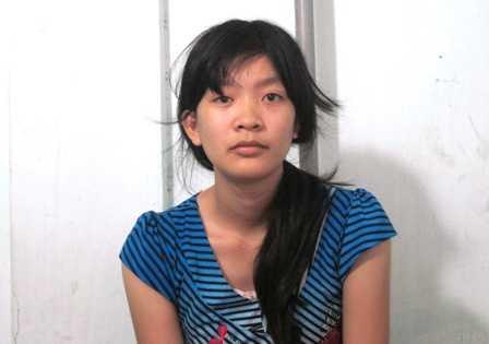 Bị can Nguyễn Lê Thiên Lý