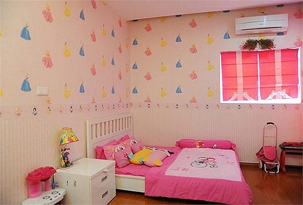 Phòng ngủ của Lọ Lem.