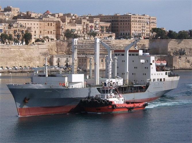 Tàu chở dầu Irkut