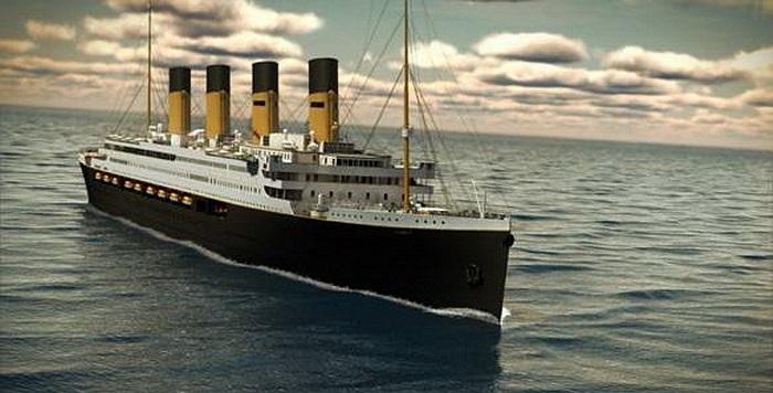 Titanic 2: Trị giá 500 triệu USD. Dự án xây dựng chiếc tàu này được công bố vào năm 2012, sau đúng 100 năm chiếc tàu Titanic lịch sử bị bị chìm ngoài khơi Đại Tây Dương. Dự kiến Titanic 2 sẽ được hoàn thành vào năm 2016, toàn bộ nội thất cũng như bề