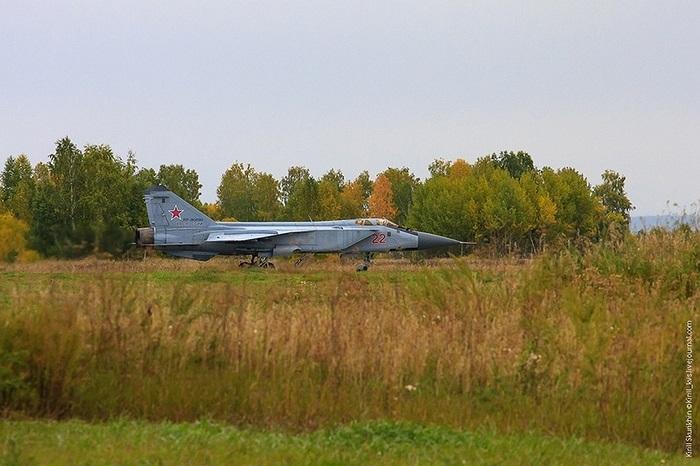 Hiện nay, MiG-31BM là chiến cơ duy nhất đảm bảo an ninh vùng trời phía Bắc Cực của Nga, nơi có những khu khai thác dầu khí quan trọng