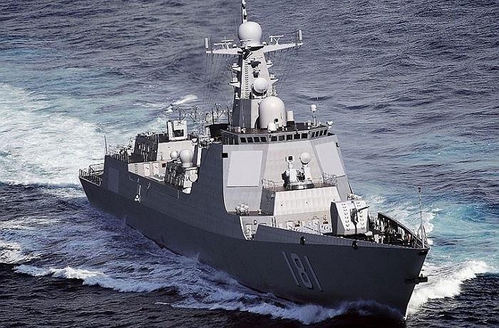 Đây được xem là siêu hạm mạnh nhất Hải quân Trung Quốc với đặc tính kỹ thuật vượt trội trong hệ thống điện tử và vũ khí