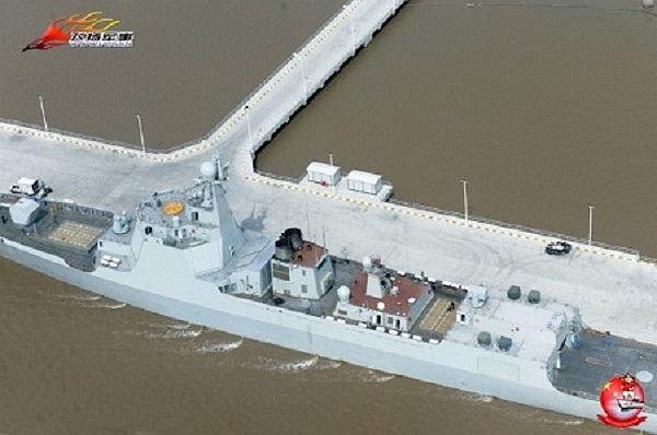 Theo tình báo Mỹ, Trung Quốc có thể sẽ đóng tới 12 tàu chiến loại 052D