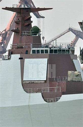 Tàu 052D còn được gọi với cái tên là 'tàu khu trục Aegis của Trung Quốc'