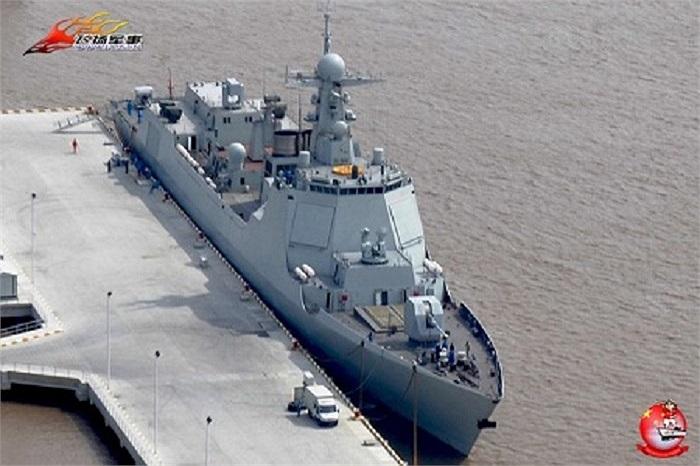 Theo một số nguồn tin, loại radar này được nâng cấp từ tàu chiến lớp 348