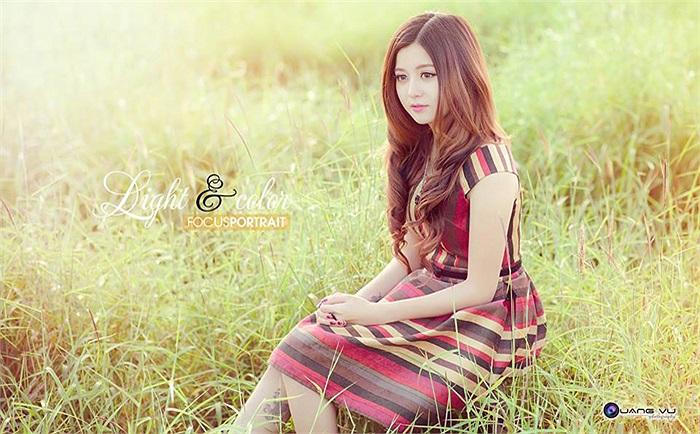 Cô gái xinh đẹp Lữ Thùy Vy (Vy Lữ) đang khiến dân mạng chú ý khi xuất hiện trong clip 'Anh không đòi quà' phiên bản Gia Lai