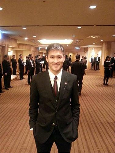 Anh được Thủ tướng Nhật, Shinzo Abe mời tới dự bữa tối Hội nghị cấp cao ASEAN - Nhật Bản vào tối qua 16/12
