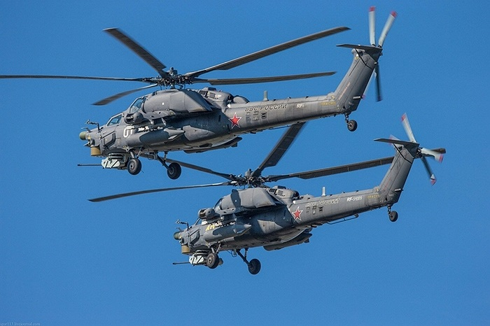 Ngoài ra, các tính năng mạnh của trực thăng như khả năng tàng hình trước radar, tính năng bay linh hoạt, khả năng bay đêm và trong mọi điều kiện thời tiết sẽ tiếp tục được cải thiện nhờ các giải pháp mới