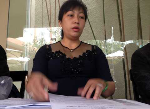 Quảng Nam, sở KHĐT, công dân, kiện ra tòa, giả mạo, doanh nghiệp, tòa án