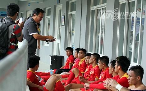 Kết quả sau khi rời hành lang, U23 Việt Nam có thêm 4 bàn thắng nữa.