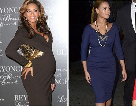 Beyonce lại đẹp không tỳ vết với cơ thể như một nữ thần sau sinh chỉ 2 tháng.