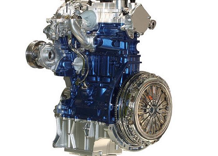Động cơ I3 1.0 lít EcoBoost DOHC trên mẫu Ford Fiesta lần thứ 2 được vinh danh nhờ khả năng vận hành mạnh mẽ và tiết kiệm nhiên liệu.