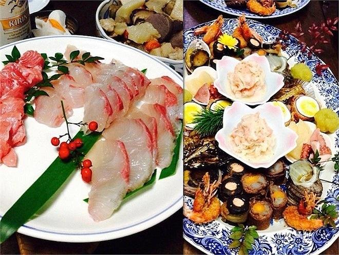 Tuy nhiên món ăn truyền thống osechi này rất đắt nên du học sinh Việt không phải ai cũng có đủ khả năng nếm thử.