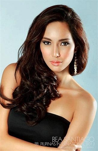 Bea Rose Santiago là người đẹp thứ 2 của Philipines đăng quang ngôi vị cao nhất trong các cuộc thi sắc đẹp của thế giới trong năm nay.