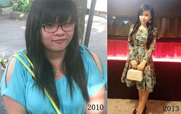 Cô gái ấy chính là Nguyễn Lê Kim Khánh, sinh năm 1995, sống tại Long Xuyên, An Giang. Khánh cho biết từ khi sinh ra mình đã sở hữu thân hình mũm mĩm. Mặc dù cao 1m6 nhưng nặng đến 70kg