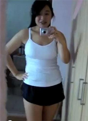 Bức ảnh chụp Laura vào giữa năm 2011.
