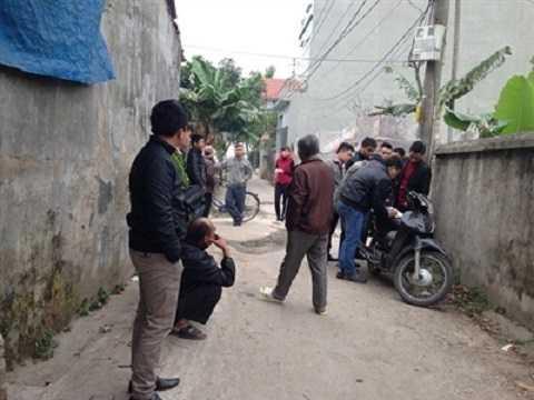 Hà Nội: Nam thanh niên bị bắn chết thảm trên xe SH