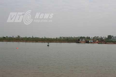 cát tặc, sông Luộc, Hà Thanh (Tứ Kỳ, Hải Dương), tàu chìm