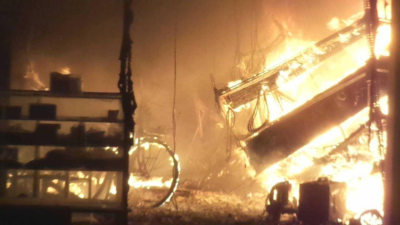 Cháy, nổ, ki ốt, Bình Dương, TX. Dĩ An, tử vong, hai mẹ con