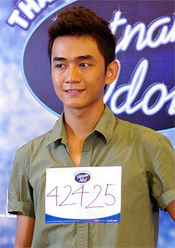 Tại cuộc thi năm đó, Tùng đã vào được đến top 6