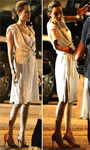 Hình ảnh mới nhất của Angelina khiến mọi người đều sốc và thương cảm.