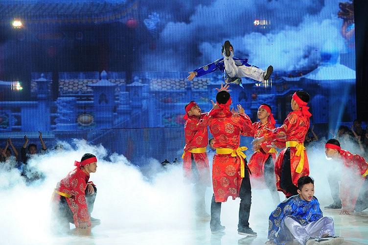 Nhóm Những thiên thần nổi loạn đã khiến không khí đêm Chung kết Got to dance – Vũ điệu đam mê ngập tràn sắc xuân