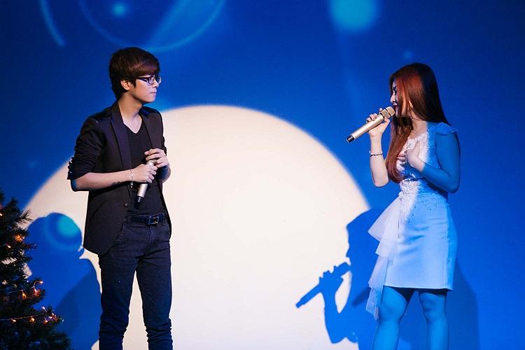 Đây là đêm nhạc đặc biệt với cả 2 ca sỹ vì cũng là đần đầu tiên họ cùng hát song ca với nhau kể từ cuộc thi Giọng hát Việt mùa đầu.