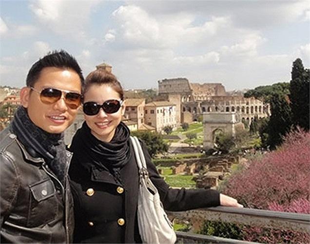 Biệt thự của vợ chồng Jennifer Phạm và Nguyễn Đức Hải