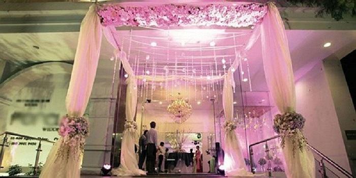 Đến nay mô hình công nghệ tiệc cưới, tổ chức event… này của Lam Trường hoạt động rất hiệu quả.