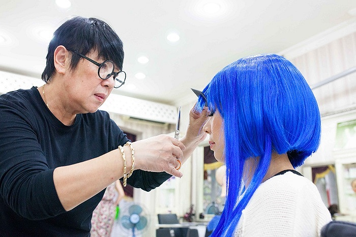 Không chỉ đầu tư cho các tiết mục biểu diễn, Thanh Thảo còn dành hơn 100 triệu đồng để đầu tư cho trang phục và kiểu tóc để mang đến cho khán giả một hình ảnh thật mới mẻ và ấn tượng.