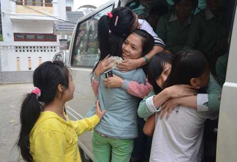 Đà Nẵng, sinh viên, tình nguyện, Kỷ lục, trẻ em nghèo, Tết sớm