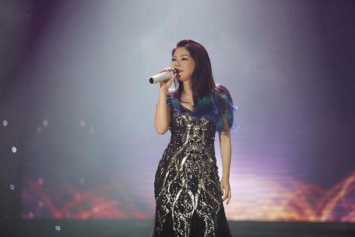 Ca khúc Vị ngọt đôi môi được Thanh Thào truyền tải hết sức ngọt ngào đến khán giả.