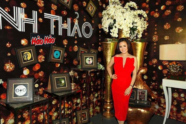 Ca sỹ Vy Oanh