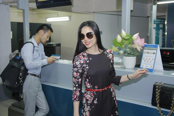 Cô cũng đang rất hồi hộp khi đã 3 năm rồi mới tái ngộ khán giả Hà Nội.