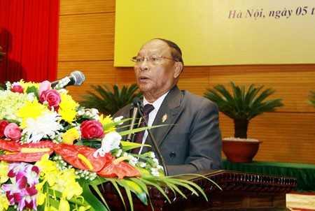 Campuchia, quân tình nguyện, diệt chủng, chủ tịch quốc hội,Pol Pot