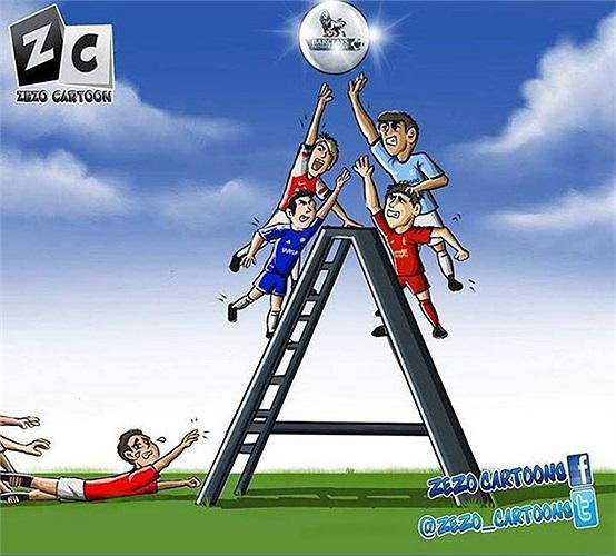 Cuộc đua tới top 4: Man Utd đang hơi đuối