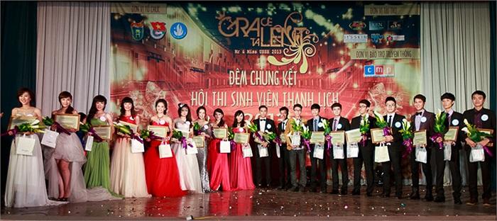 19 thí sinh được chọn vào Đêm Chung kết.