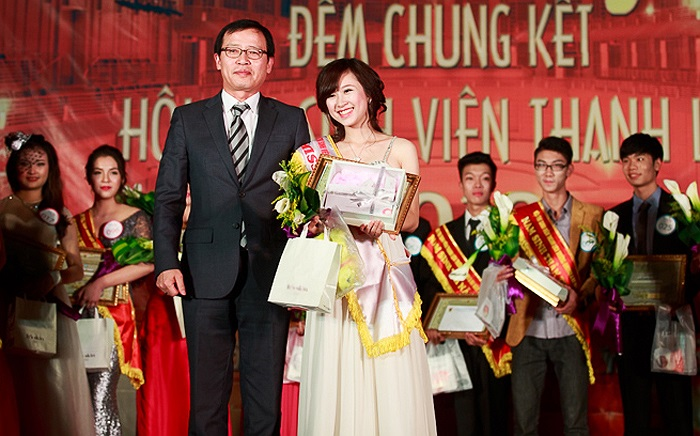 Nguyễn Vũ Hồng Ngân cũng là chủ nhân của danh hiệu Miss It's Skin.