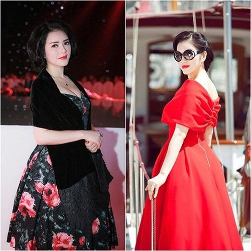 Bên cạnh những gương mặt thường xuyên gây sốc bằng hình ảnh nhố nhăng, phản cảm thì trong một năm qua, showbiz Việt cũng chứng kiến những màn lột xác ngoạn mục của nhiều người đẹp.