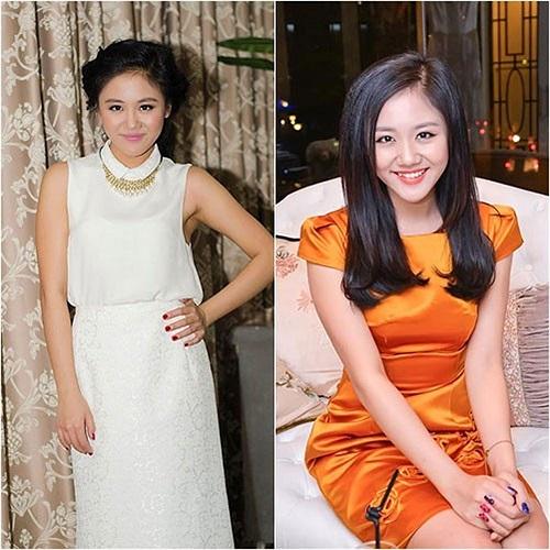 Văn Mai Hương ăn mặc ngày một thanh lịch và hiện đại hơn. Với những bộ đầm trẻ trung, phù hợp với lứa tuổi.