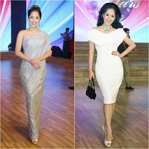 Nhờ sự hỗ trợ của ekip stylist và trang điểm chuyên nghiệp, trong năm 2013, nữ kiện tướng Khánh Thy đã tạo nên một bước ngoặt rất thành công trong việc 'lăng xê' hình ảnh đẹp mắt.