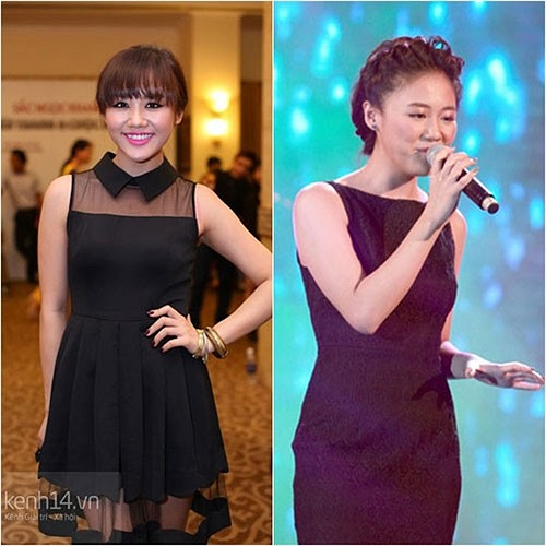 Còn nhớ những ngày đầu mới bước chân vào showbiz, phong cách của Văn Mai Hương thường xuyên là đề tài mổ xẻ của truyền thông và dư luận bởi hình ảnh sến sẩm và thậm chí còn già hơn rất nhiều so với độ tuổi 18 của mình.