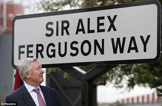 MU vẫn đi trên con đường của Sir Alex