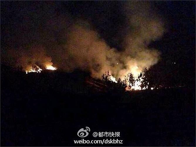 Nhà chức trách Trung Quốc đang điều tra nguyên nhân vụ tai nạn