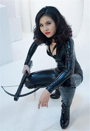 Cùng với Maya, Vân Trang là cái tên câu khách của phim.