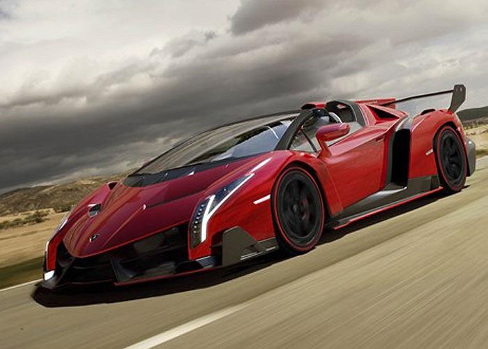Độc, mạnh và đắt, Veneno Roadster, Lykan Hypersport… là những siêu xe hàng đầu dành cho năm 2014.